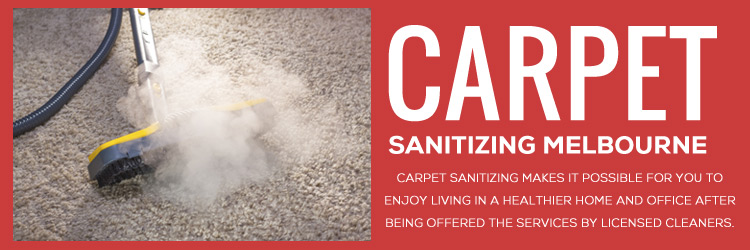 Carpet Sanitizing Melbourne
