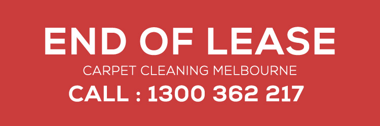 End of Lease Carpet Cleaning Melbourne
