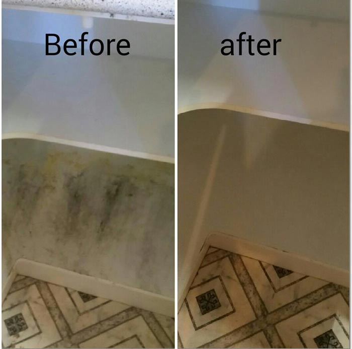 Carpet Cleaning Before - After
